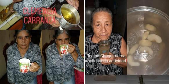 PROYECTO DE ATENCIÓN AL ADULTO MAYOR LA PEAÑA
